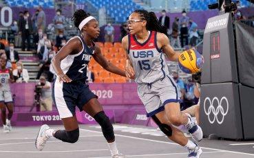 Баскетболът 3х3 дебютира в олимпийската програма