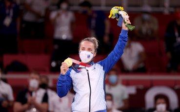 Косоварка спечели олимпийската титла в категория до 48 кг по джудо