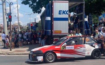 Влъчков взе първата позиция преди старта на Писта Русе