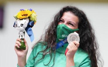 Медал за България на Токио 2020! Тони се бори докрай!