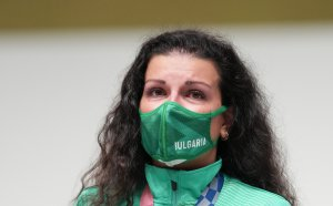 Тони Костадинова: Не съм приключила след този медал
