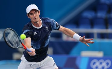 Контузия спря Анди Мъри от турнира на сингъл по тенис в Токио