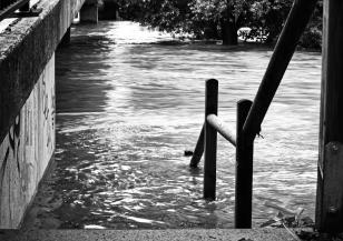 Сериозни наводнения в Глазгоу преди срещата за климатичните промени