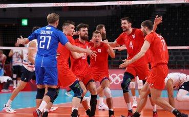 САЩ преклони глава пред волейболистите от РОК