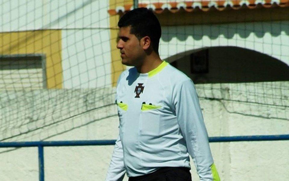 Тъжно: Португалски рефер почина по време на мач