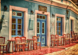 Опасно горещо време и в Гърция