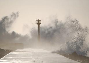 Тайфунът Непартак обърка графика на олимпийските игри в Токио