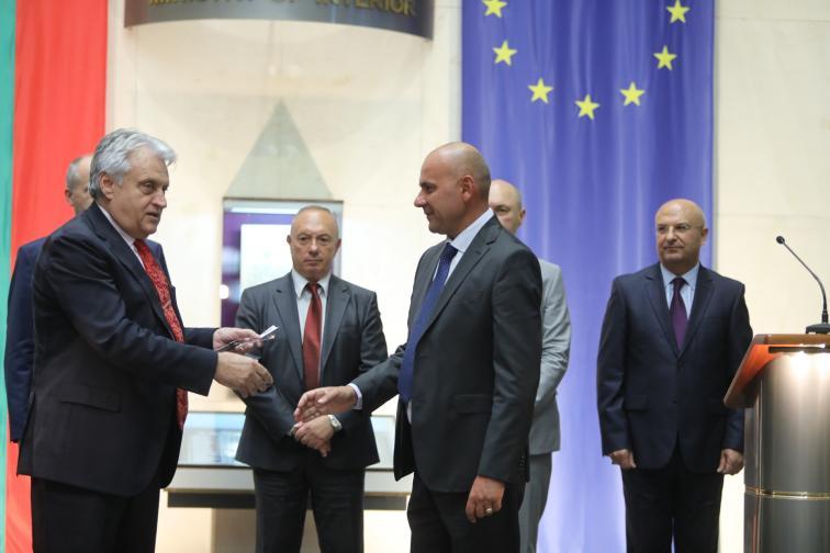 Бойко Рашков сезира директора на НСлС за главния прокурор Иван