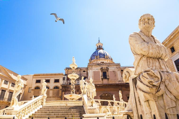 Сицилия Италия