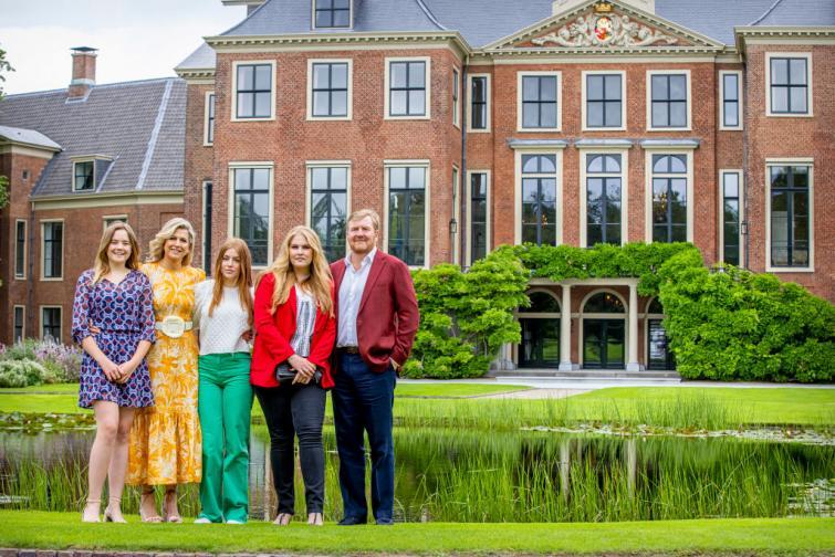 кралското семейство на Нидерландия