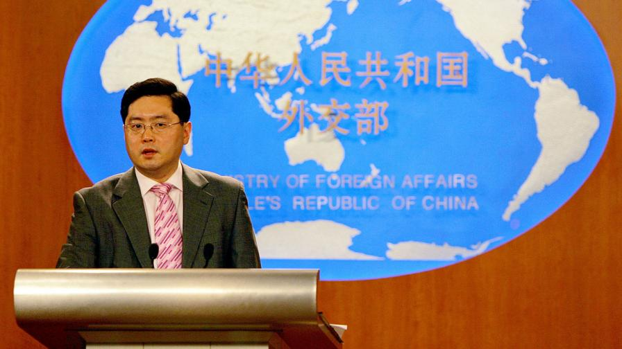 Новият посланик на Китай във Вашингтон Цин Ган
