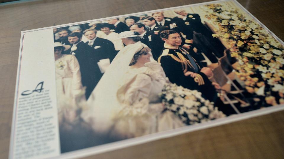 сватба принцеса Даяна принц Чарлз
