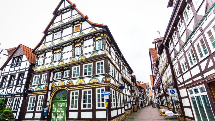 Хамелн - градът, известен с народната...
