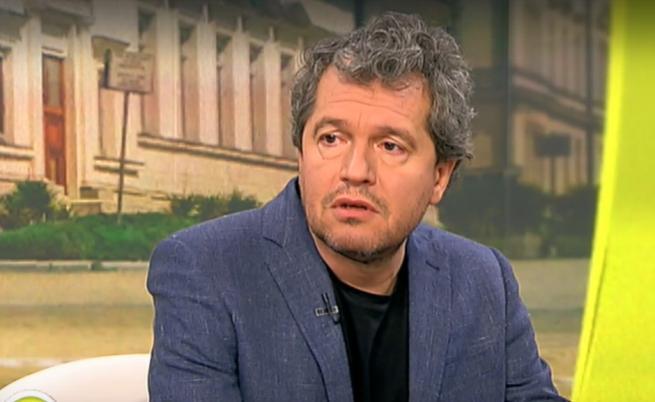 Тошко Йорданов: Ако Пламен Николов стане премиер, няма да берем срам