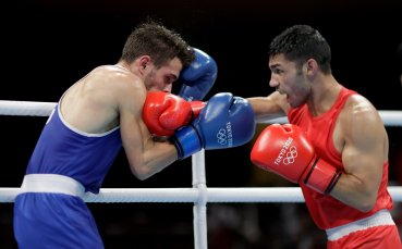 Жалко: Даниел Асенов преклони глава срещу европейския шампион