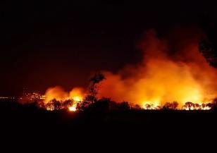 Огнен ад в Турция