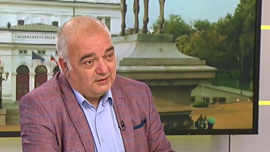 Бабикян: Кой иска да изтощи партиите на протеста