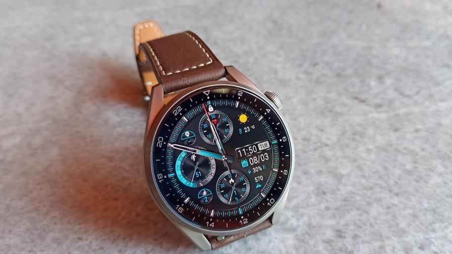 Huawei Watch 3 Pro – да си в хармония със себе си