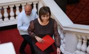 Корнелия Нинова: Ако третият мандат стигне до нас, ще предложим служебното правителство за редовно
