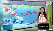 Прогноза за времето (04.08.2021 - сутрешна)