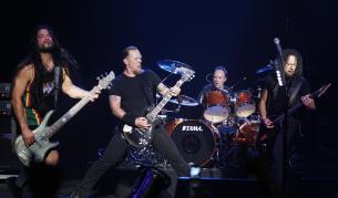 Песен на Metallica премина 1 млрд. гледания в YouTube