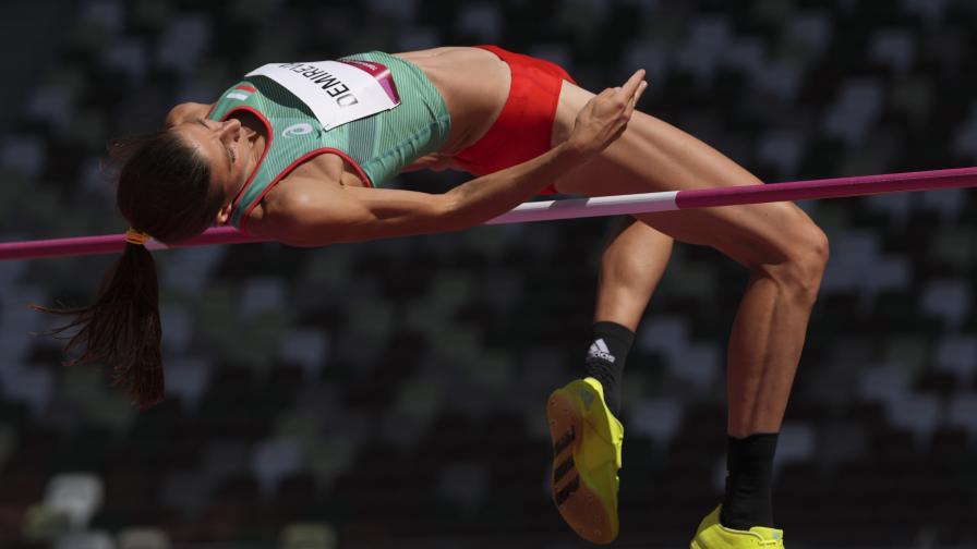 Мирела Демирева е на финал: Исках го и дадох всичко от себе си