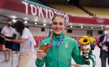 Ивет Горанова: Искам да докажа, че олимпийският медал не е случаен успех