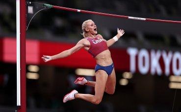 Американка взе олимпийското злато в овчарския скок