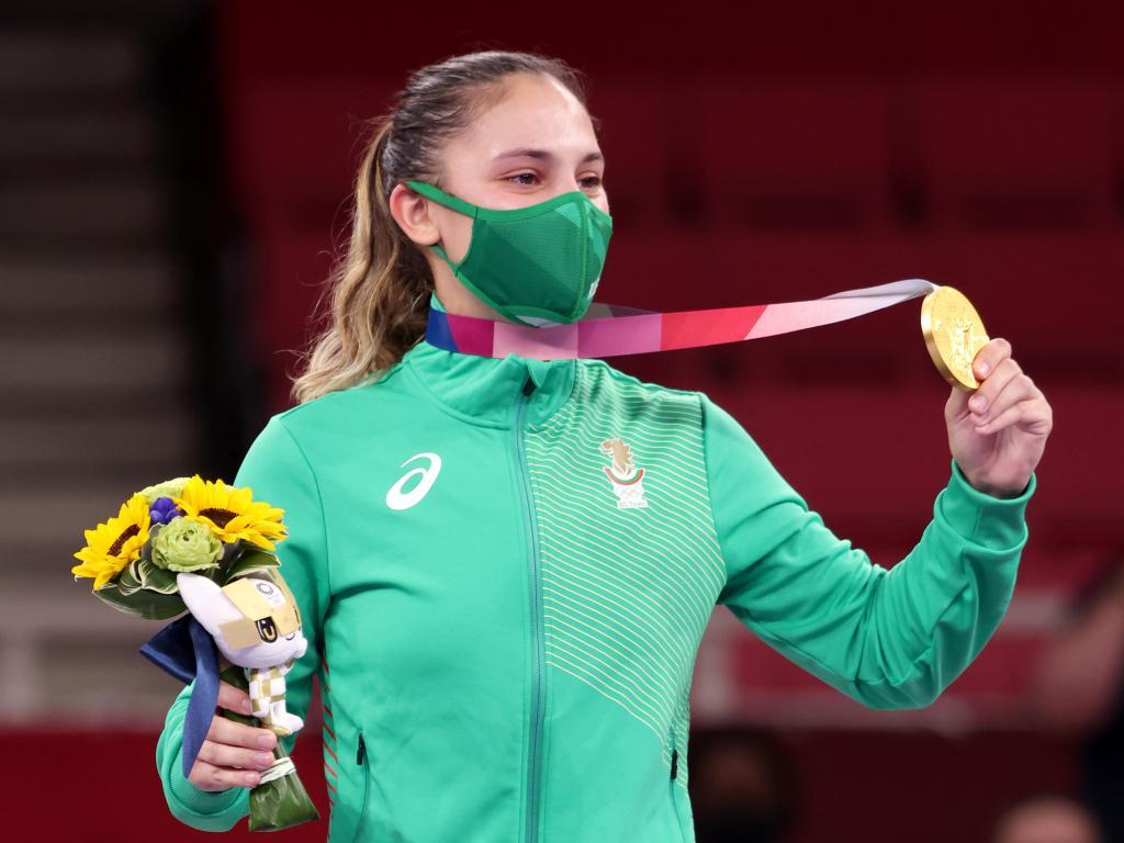 Ивет Горанова спечели златен медал на Олимпиадата в Токио