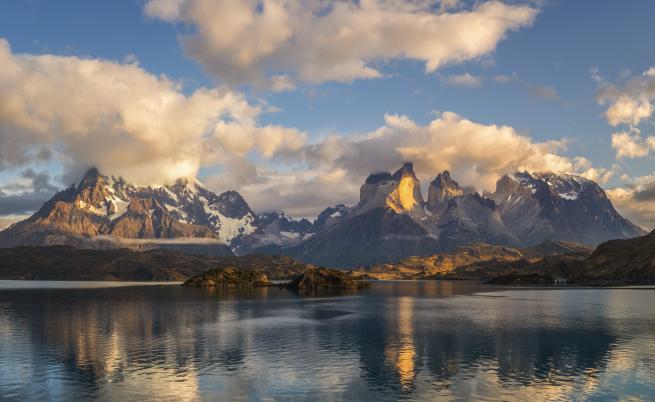 """""""Мегасуша"""" в Андите: Някои върхове останаха без сняг"""