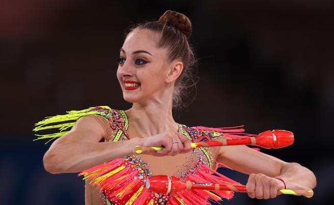 Пето място за Боряна Калейн в многобоя на Олимпиадата в Токио