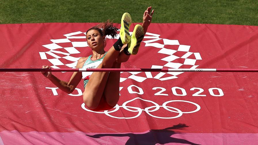 Мирела Демирева завърши 12-а в скока на височина