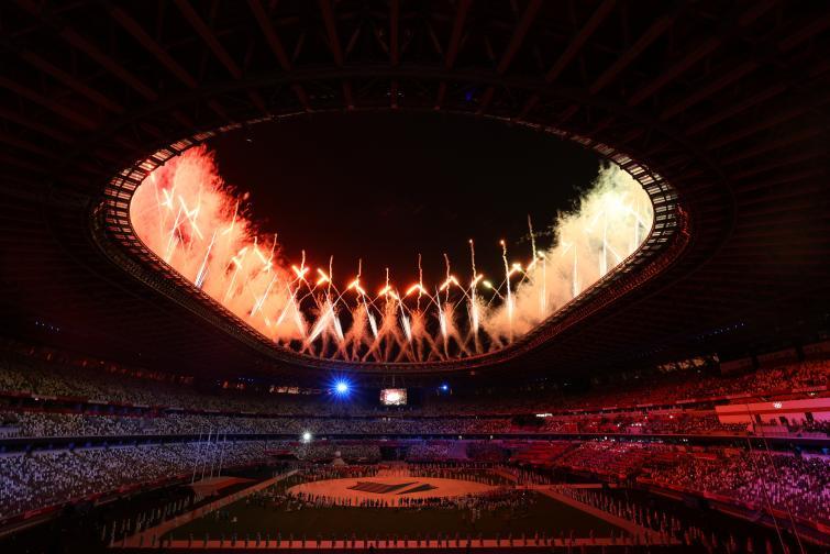Токио Олимпиада
