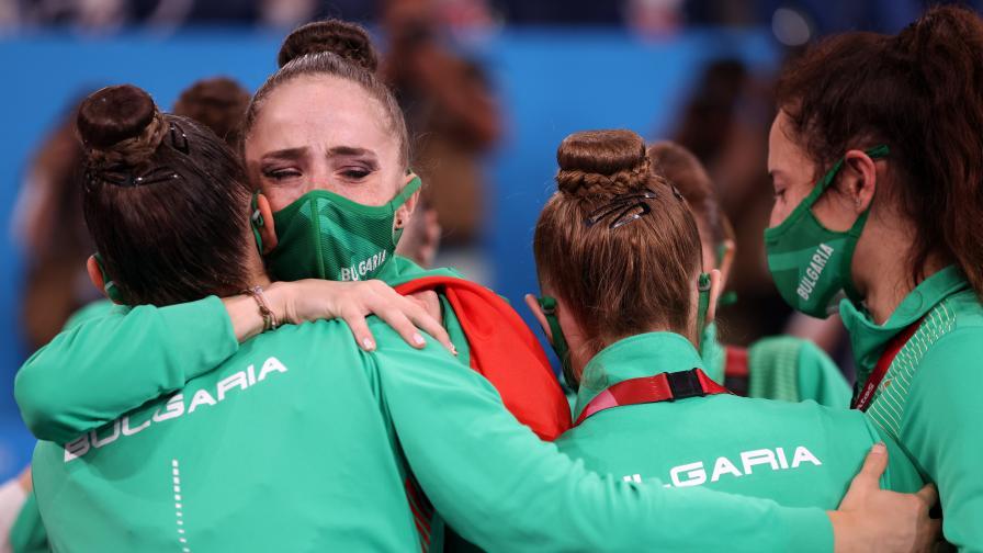 <p>&quot;Това е най-изстраданият медал за България&quot;</p>