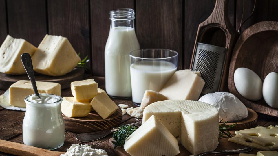 млчени продукти мляко сирене кашкавал