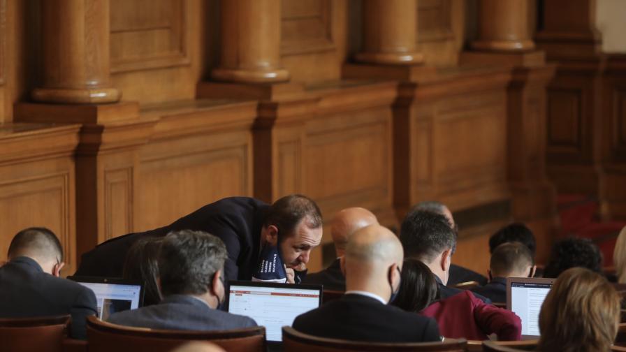 Заседание на Народното събрание (11 август)