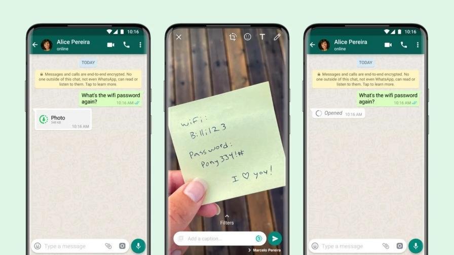 Чете ли Facebook личните съобщения в WhatsApp