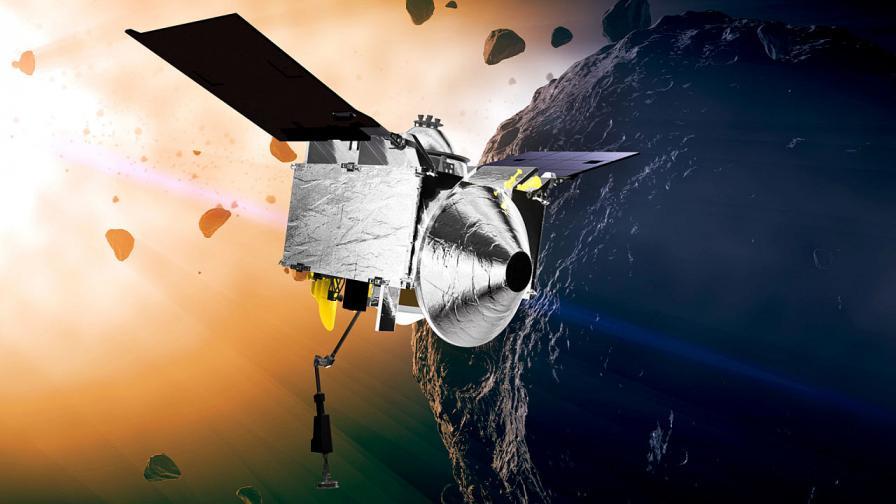 Астероидът Бену