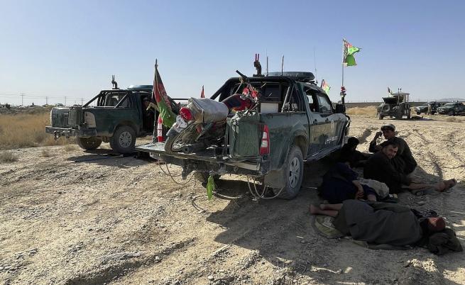 Как талибаните превзеха Афганистан толкова бързо