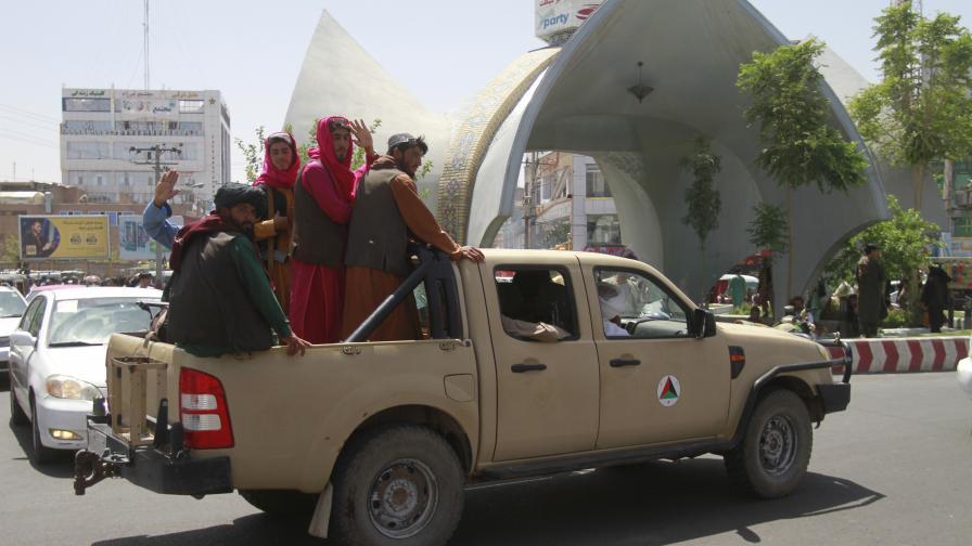 Талибани в Херат