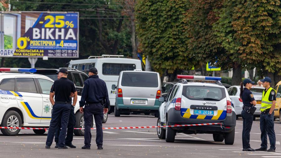 Откриха мъртъв кмет на град в Украйна (СНИМКИ)