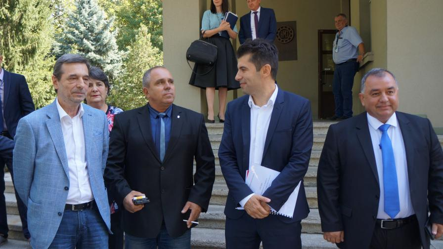 ДКК освобождава четирима членове на управителния орган на ВМЗ Сопот