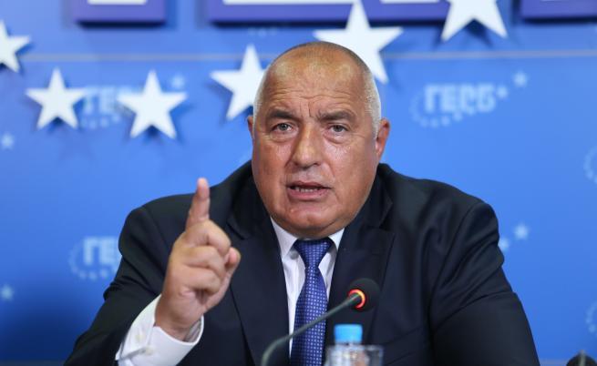 Борисов: Трябва ни президент, който да създава сигурност