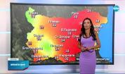 Прогноза за времето (25.08.2021 - обедна емисия)