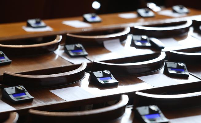 Парламентът прие на първо четене актуализацията на държавния бюджет за 2021 г.