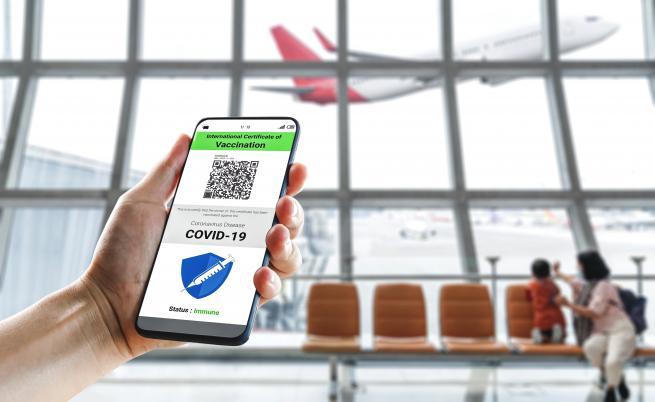 Вече можем да проверим през телефона валиден ли е COVID сертификатът ни