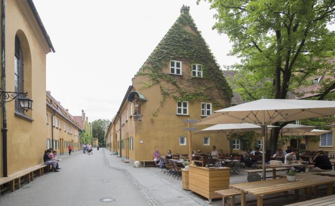 Селището на Фугер