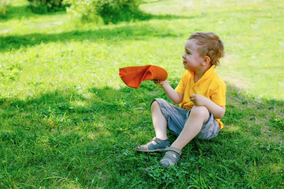 дете лято