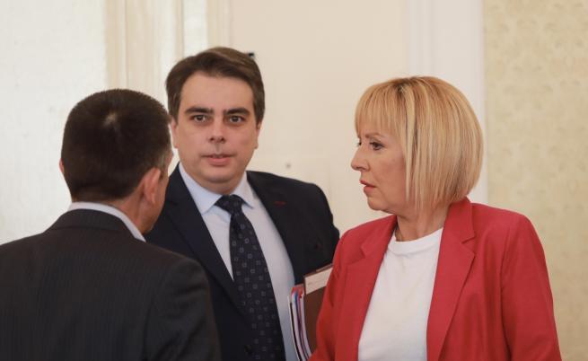 Мая Манолова: Стотици хиляди семейства в София може да останат без парно