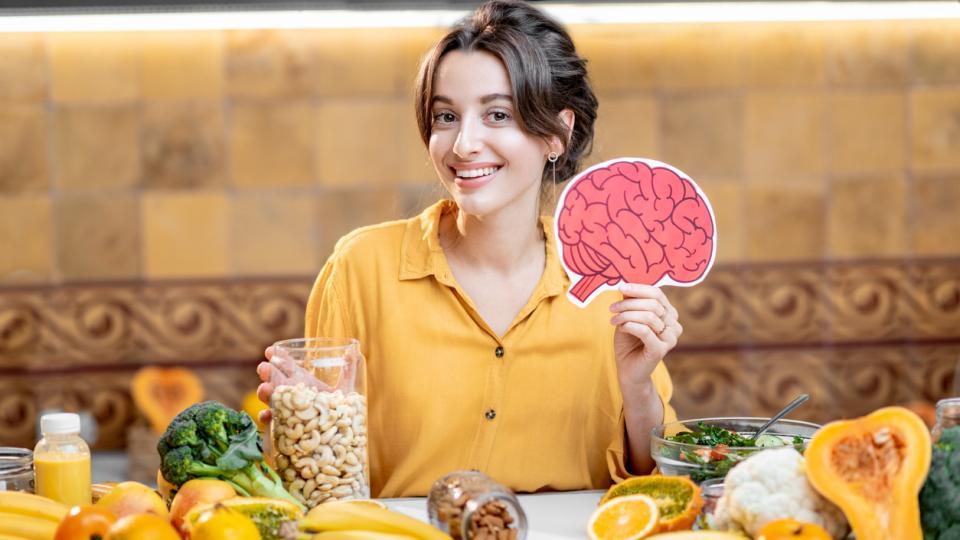 храна мозък
